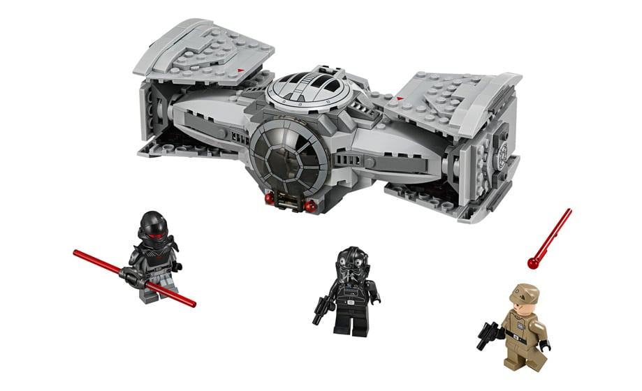 Juguete Star Wars TIE Advanced Prototype Star Wars