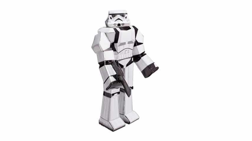 Juguete Star Wars para niños Figura Stormtrooper Blueprints Star Wars