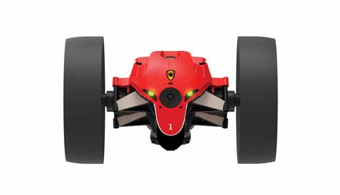 Jumping Race Drone