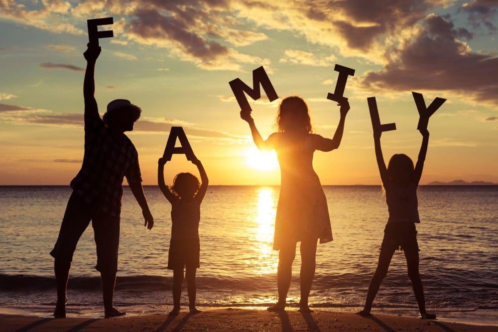 La sangre te hace pariente, pero la lealtad te convierte en familia