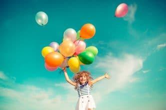 La vida vista a través de los ojos de los niños es más bonita
