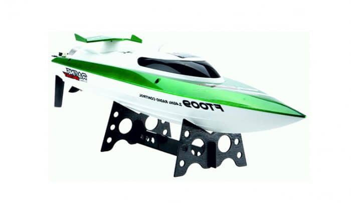 Juguete radiocontrol Lancha Ultra Speed XL RC