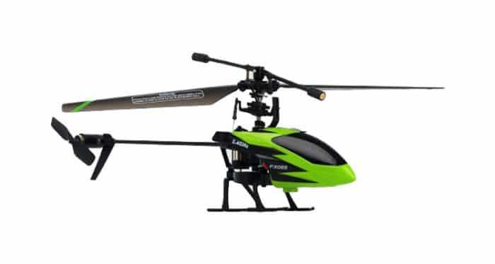 Juguete radiocontrol Nanocopter