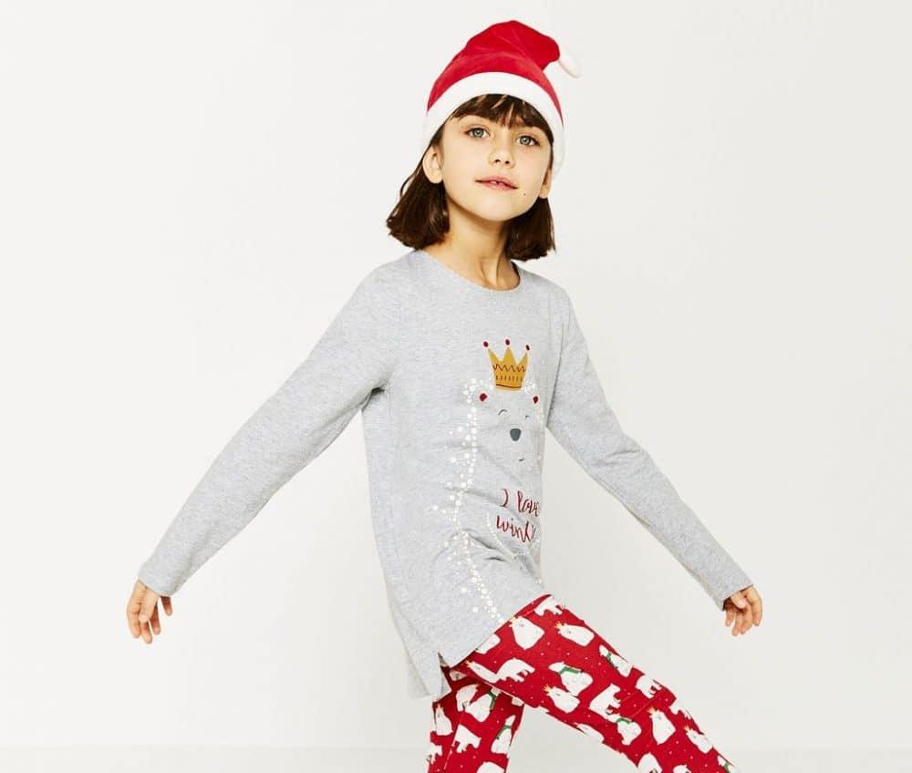 Pijama navideño