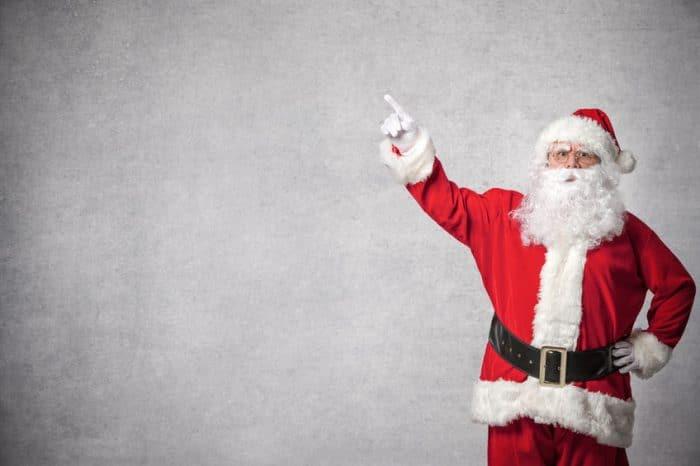 Respuestas para las preguntas sobre Papá Noel - Etapa Infantil
