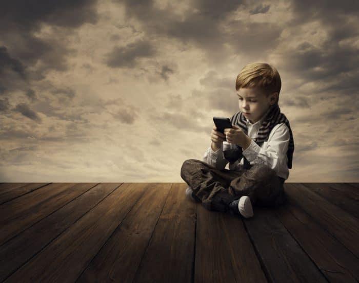 Proteger niños Internet