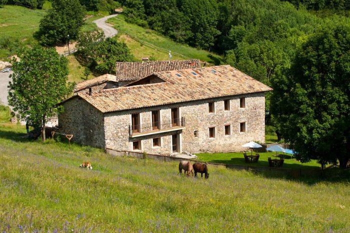 Turismo rural Casa del Batlle, en Sarroqueta, Lleida