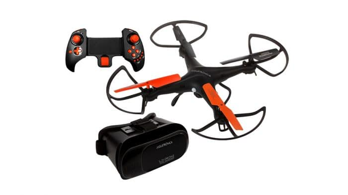 VR Drone Power Plus