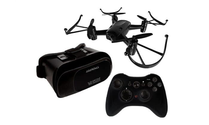 VR Nanodrone HD