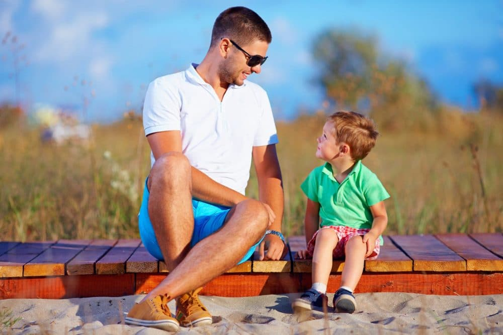 ¿Elogias bien a tus hijos?