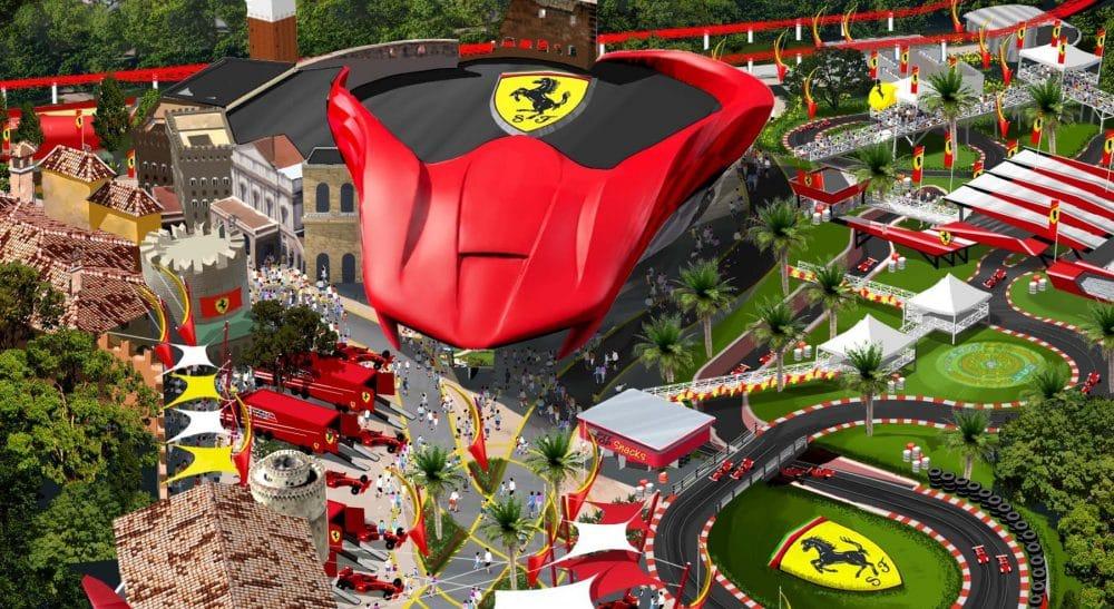 Ferrari Land Experience PortAventura