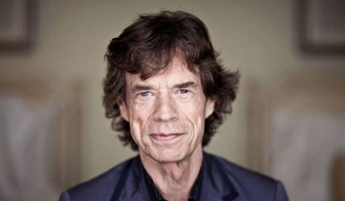 Hijo Mick Jagger 73