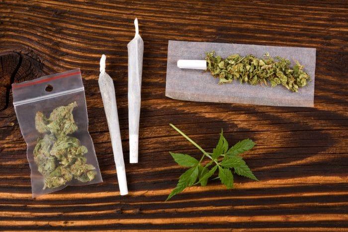 Marihuana náuseas embarazo