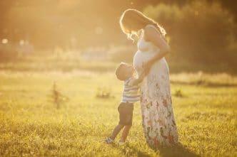 Cómo preparar al niño para recibir a su nuevo hermanito