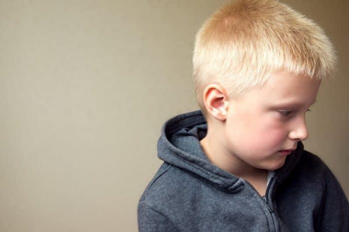 Qué hacer si a mi hijo le pegan