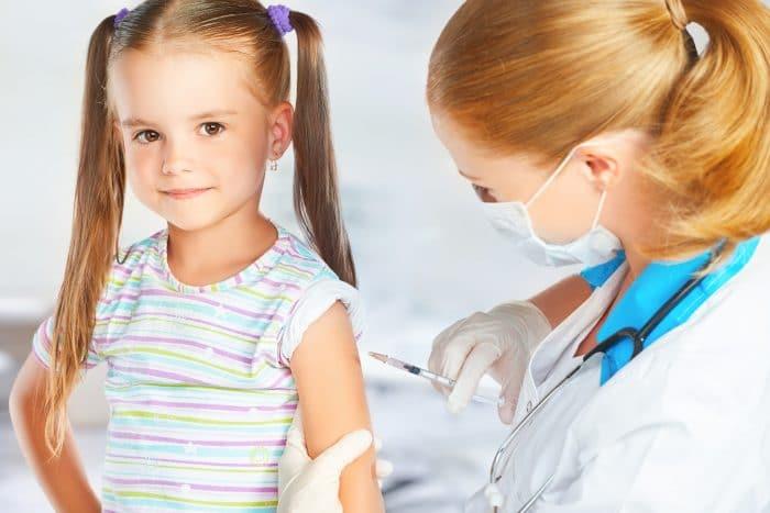 Razones para vacunar a los niños