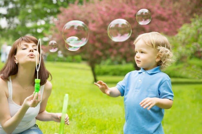 Aliviar el estrés en niños