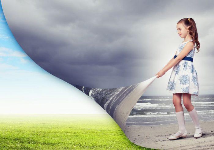 Aliviar estrés niños pequeños