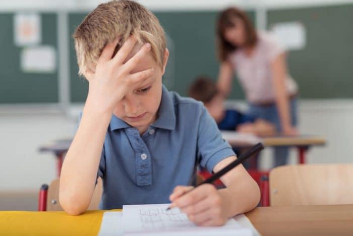Ayudar a los niños a reconocer el estrés
