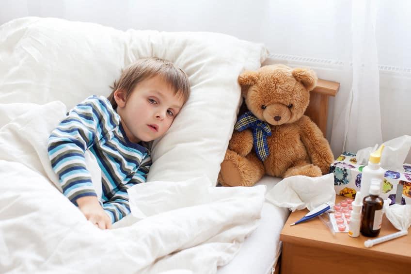 Convulsiones febriles en niños