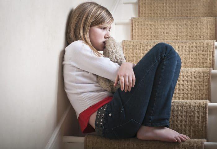 Enseñar niño no resignarse cuando tratan mal