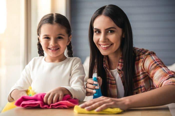 Enseñar responsabilidad a niños de 3 a 8 años