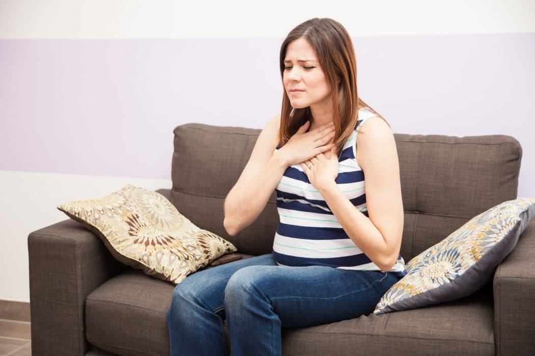 Remedios acidez estomacal embarazo