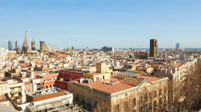 Hoteles familiares para ir con niños en Barcelona