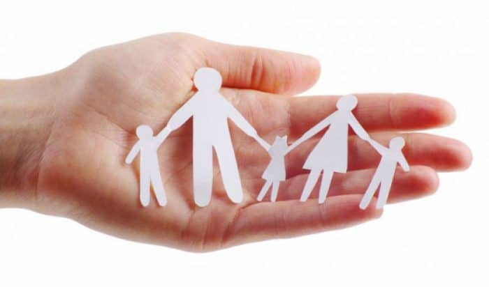 Abono anticipado deducción de familia numerosa