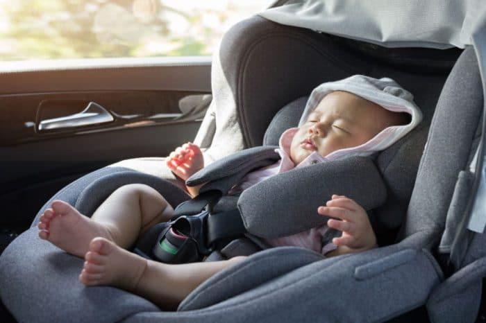 Asfixia postural bebes sillita coche
