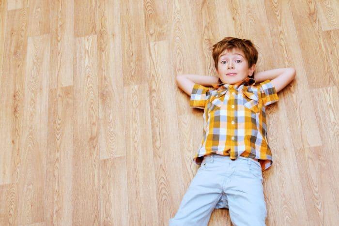 Ayudar a un niño con autismo en casa