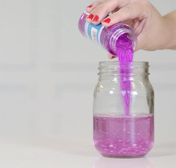 Cómo hacer frasco de la calma - Paso 4