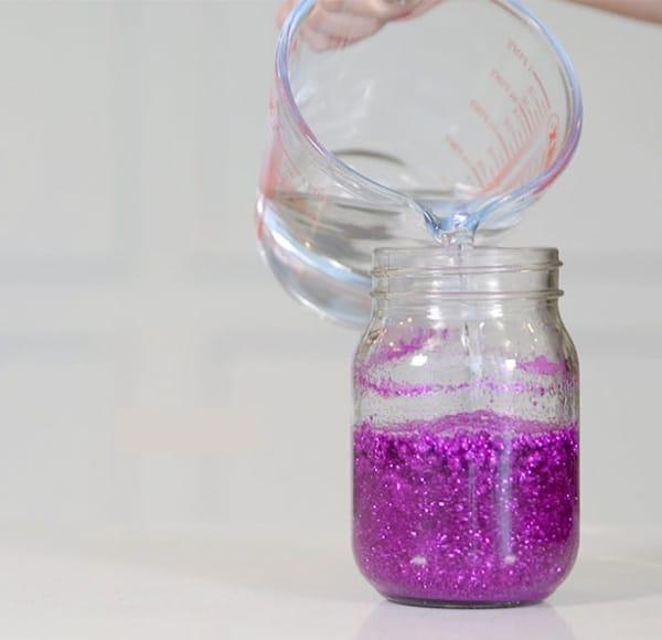 Cómo hacer frasco de la calma - Paso 5