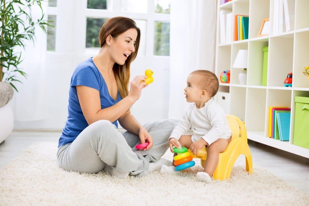 5 trucos para quitarle el pañal a tu hijo