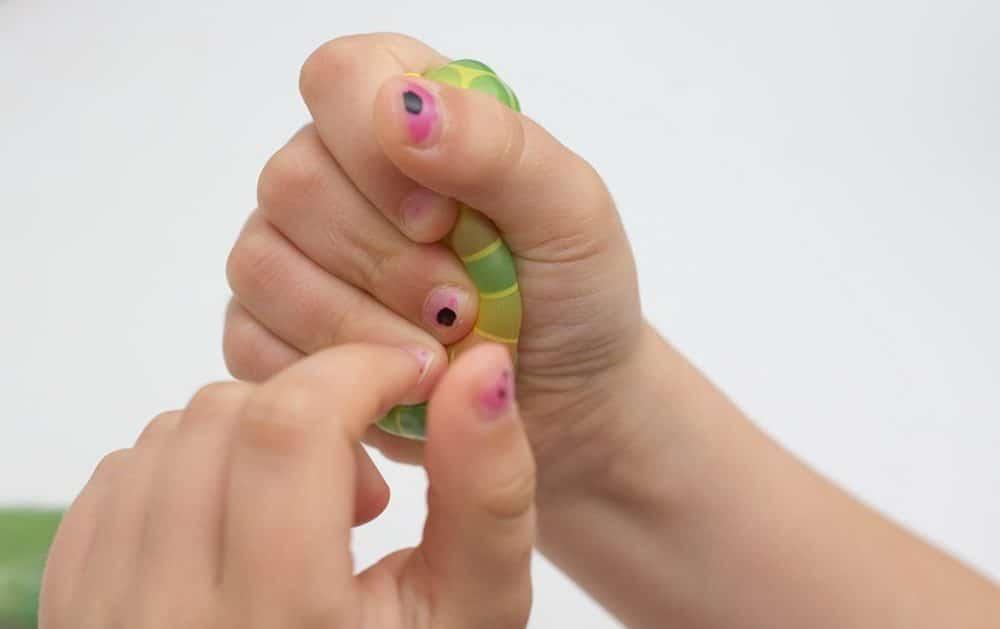 ¿Cómo hacer un globo sensorial?