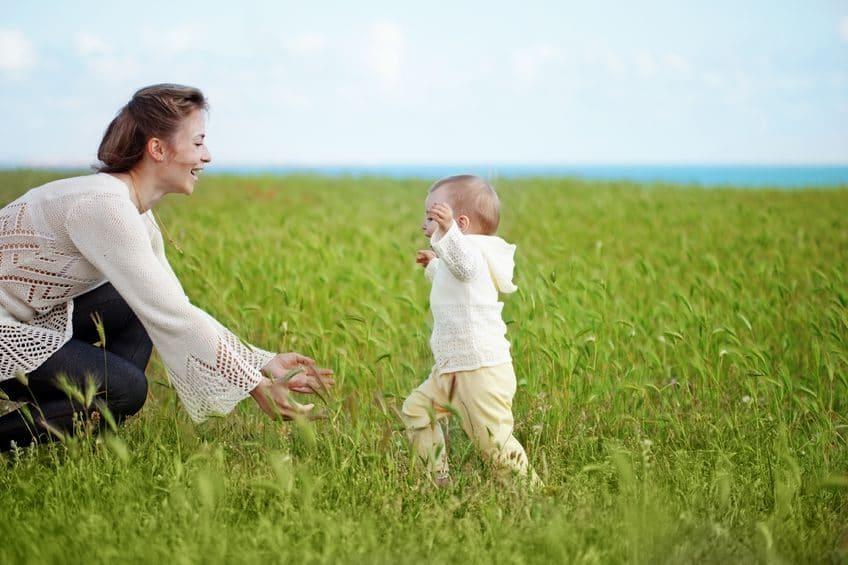 Hitos de desarrollo infantiles
