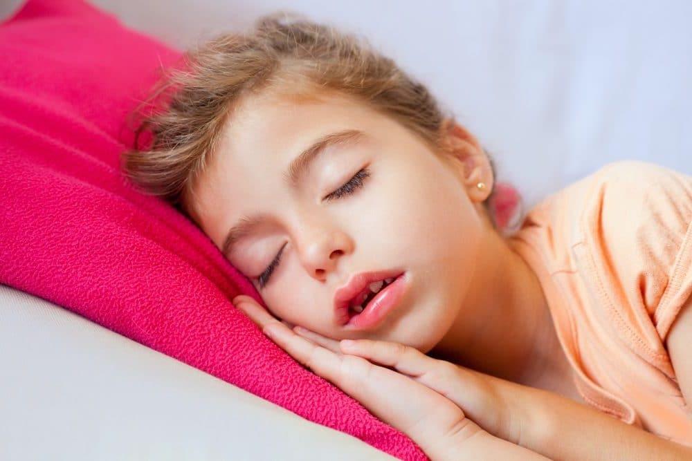 Narcolepsia infantil síntomas