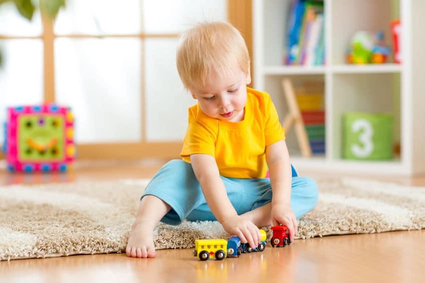 Niño 2 años no habla