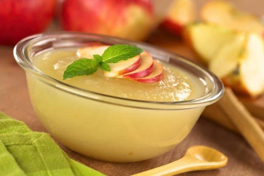 Receta rápida y fácil de Compota de frutas