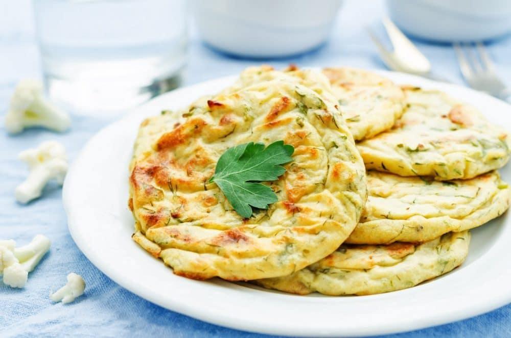 Receta rápida y fácil de Mini-tortillas de verduras