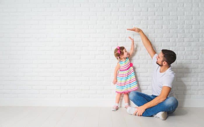 Tabla de peso y altura ideal bebés y niños