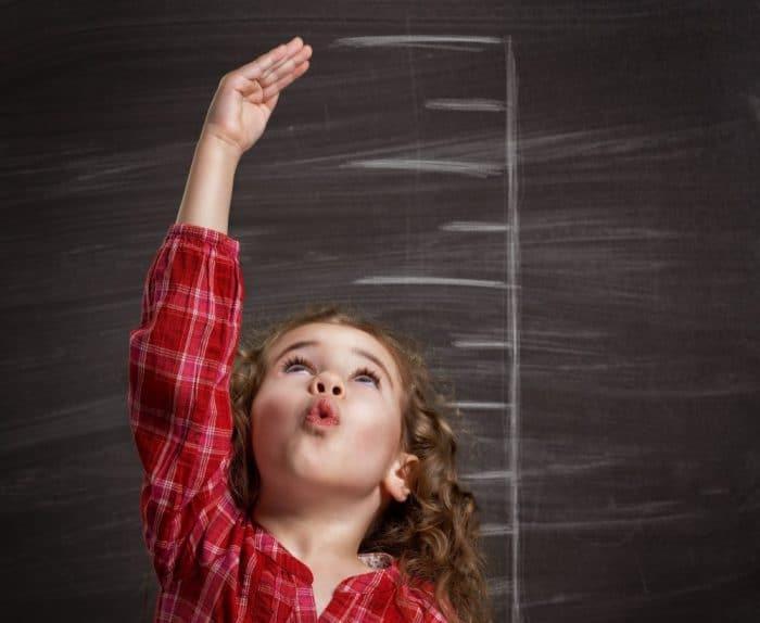Tabla de peso y altura niñas y niños