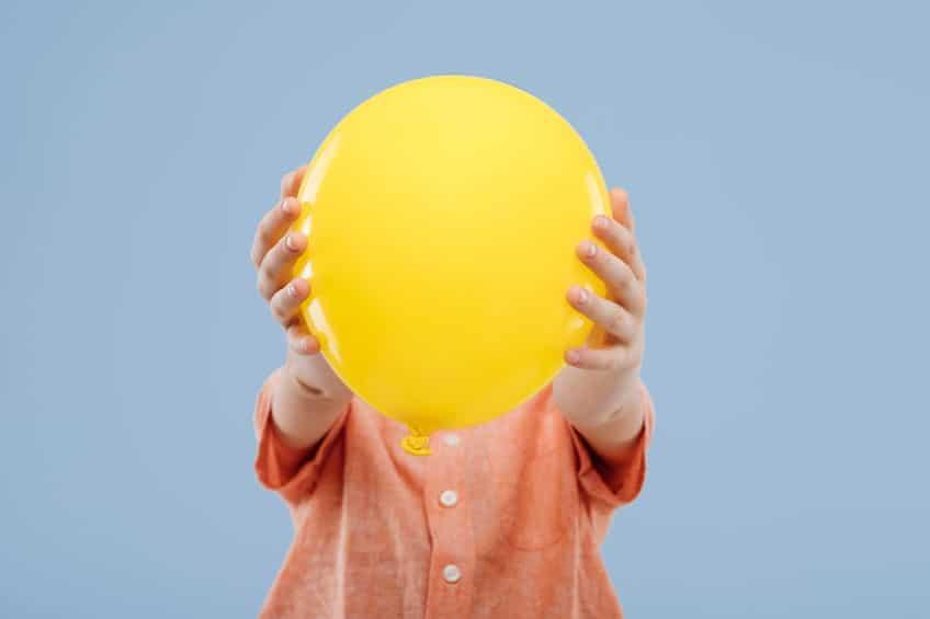Técnica soy un globo ansiedad niños