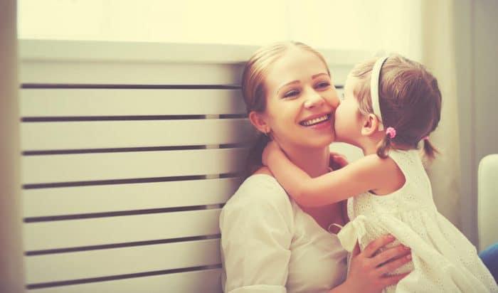 Una madre ama de casa también es una mujer trabajadora