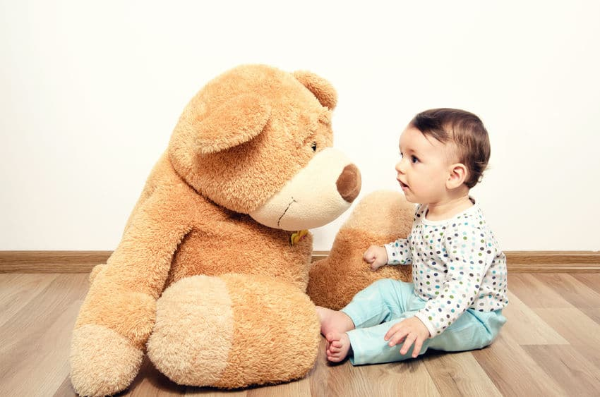 hitos infantiles