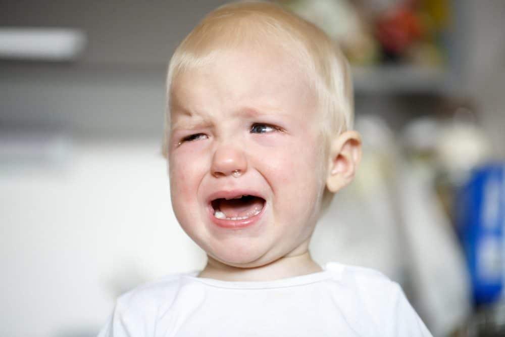 Contagio de escarlatina en bebes