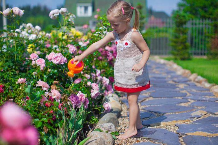 Enseñar niños ser responsables