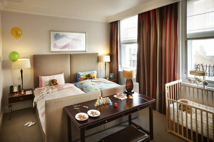 Hotel Brown's Hotel, en Londres