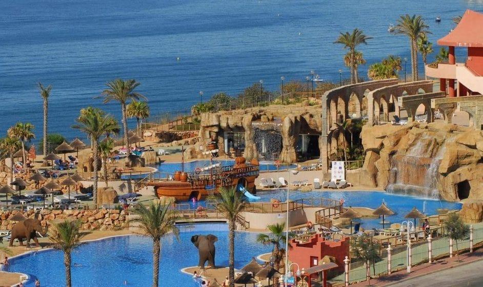 Hoteles en benalm dena todo incluido para ir con ni os for Hoteles para familias en la playa