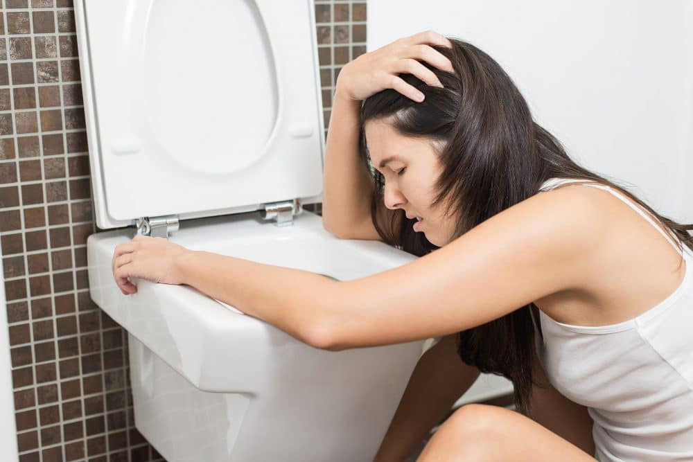 Náuseas vómitos embarazo